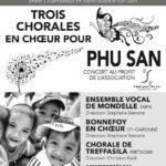 Concert samedi 12 Mai à l'église de st Victor (c) Stéphane Berrone