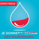 Don de sang réserves fragiles / © DR