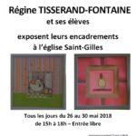Exposition d'Encadrement d'ART (c) ASCLA