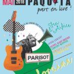 Paquita part en live ! (c) Paquita part en live !