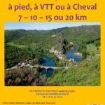 Randonnée à pied, Vtt ou à Cheval - Ambialet (c) ASCLA Association Sportive, Culturelle et Loi