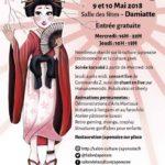 Salon de la Culture Japonaise du pays d Agout (c) Les Arts martiaux en Pays du Pays d'Agout/LeC