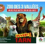 Zoo des 3 vallées (c) Zoo des 3 vallées