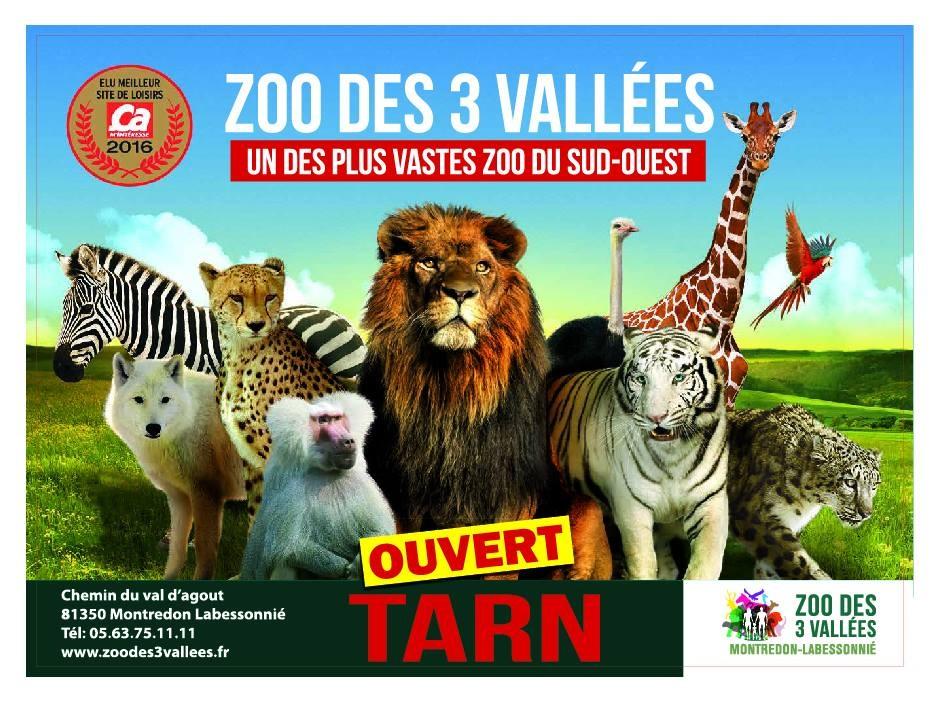 Zoo des 3 Vallées / © DR