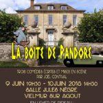 9ème saison théâtrale Mjc du Pays d'Agout (c) MJC Pays d'Agout