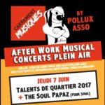 Carrément Musiques 2 : Soul Papaz (c) Pollux Association
