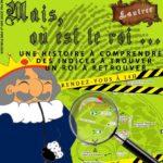 Cluedo Médiéval Géant (c) SGI Animation et Sport
