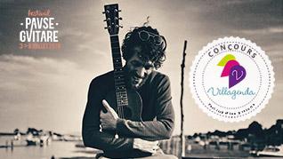Concours Pause Guitare 2018 - Barcella