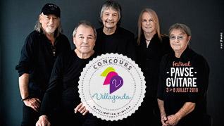 Concours Pause Guitare 2018 - Deep Purple