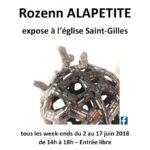 Exposition Mosaïques d'Art - Rozenn Alapetite (c) ASCLA