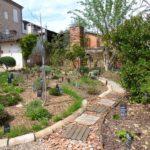 Le jardin,Lieu de ressourcement et d'énergie (c) Service Patrimoine