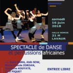 Spectacle de danse africaine (c) Association EBENBAO