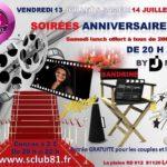 Anniversaire De Sandrine (club libertin) (c) SCLUB