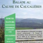 Balade au causse de caucalieres (c) CPIE des Pays Tarnais