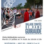 Balade contée de Dame Guiraude (c) Office de Tourisme Intercommunal Tarn-Agout