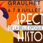 De la Belle Epoque aux Années Folles (c) ACPG Association Culturelle du Pays Graulhéto