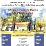 Exposition et initiation à l'aquarelle (c) Atelier Art K'Ange