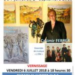 Exposition peinture et sculpture (c) Mairie