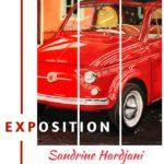 Exposition Sandrine Hardjani (c) Office de tourisme du Lautrecois Pays d'Agoût