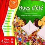 Festival Rues d'été (c) Association Rues d'été
