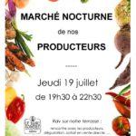 Marché Nocturne de Producteurs du Banc Sonore (c) Le Banc Sonore