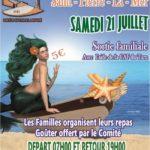 Sortie Familiale St Pierre La Mer (c) Comité Renaudié Viscose