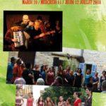 Stage chants du monde (c) Association Rues d'été - Théâtre du Rugissant