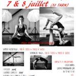 Stage Yoga & Acroyoga (c) Moonward Yoga-Acroyoga-Artisanat
