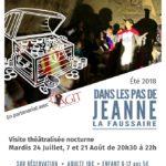 Dans les pas de Jeanne la Faussaire (c) Office de Tourisme Intercommunal Tarn-Agout
