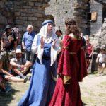 Visites théâtralisées au château de Penne (c) Association des guides du Tarn (AGIT)