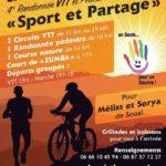 4e randonnée Vtt et pédestre semi-nocturne (c) Association Sport et Partage