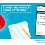 Don de sang, sortez vos manuels de la Solidarité … C'est la rentrée !