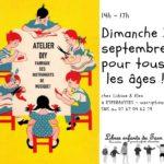 Atelier Diy en famille (c) association Libres enfants du Tarn