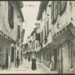 Balade guidée - Les maisons en pan-de-bois (c) CAUE du Tarn