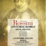 Concert Gioacchino Rossini (c) Association ARC de Puycelsi