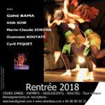 Danse africaine (c) Ebenbao