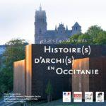 Exposition : 40 ans / 40 bâtiments (c) CAUE du Tarn