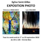 Exposition de photographies-Engelbacj/Collado (c) ASCLA