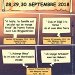 Festival theatre les artomnes (c) Compagnie de Théâtre de la Déc'Ouverte