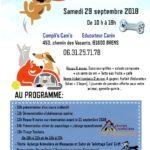 Journee portes ouvertes (c) SARL AUBERGE ANIMALIERE DE MASSACOS ET COMPLI