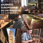 Journees du patrimoine et poterie d'Albi (c) Poterie d'Albi