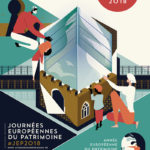 Journées européennes du patrimoine / © L'atelier cartographik