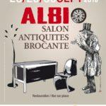 Salon Antiquités Brocante (c) Albi Expos, ALBI (81000)