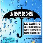 Soirée Théatre (c) Association Les Copains du Garric