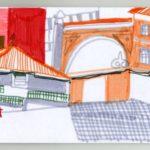 Stage Carnets de voyages (c) Atelier Polymorphe - lieu d'exploration artis