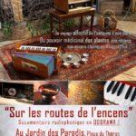 Sur les routes de l'encens Docu Audio Odorama (c)