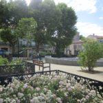 Visite : du jardin historique aux places (c) CAUE du Tarn