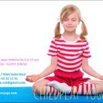 Yoga pour Enfants - Childplay Yoga (c) Isabelle Collin Darnez - Association Isseyoga