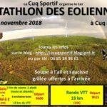 1e Vétathlon des Éoliennes (c) Le Cuq Sportif