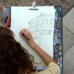 Atelier Croquis (c) Service Patrimoine de la ville de Gaillac